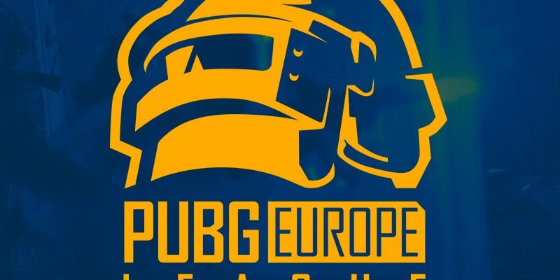 PUBG Europe League logo