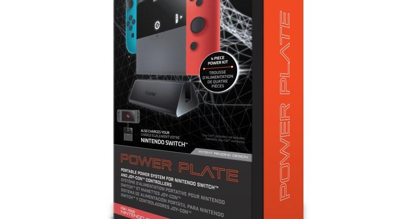 Bionik PowerPlate Boxed