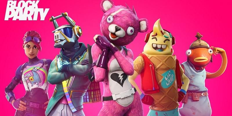 Fortnite Summer Block Party image