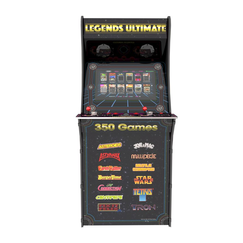 The AtGames Legends Ultimate Arcade Machine
