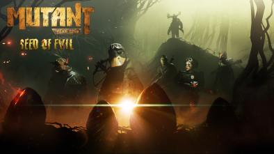 Mutant Year Zero Seed of Evil logo