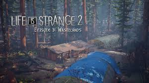 Life is Strange 2 Episode 3 Wastelands logo