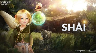 Black Desert Online Heidel Ball event with new Shai class