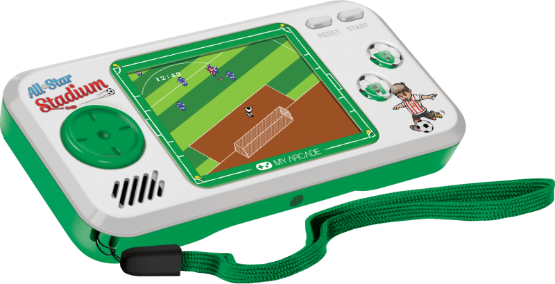 My Arcade's Jaleco Sports Pocket Player All-Star Stadium edition