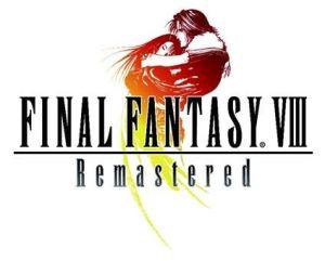 Final Fantasy VIII Remastered logo