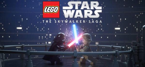 LEGO Star Wars The Skywalker Saga showing Darth Vader and Obi-Wan