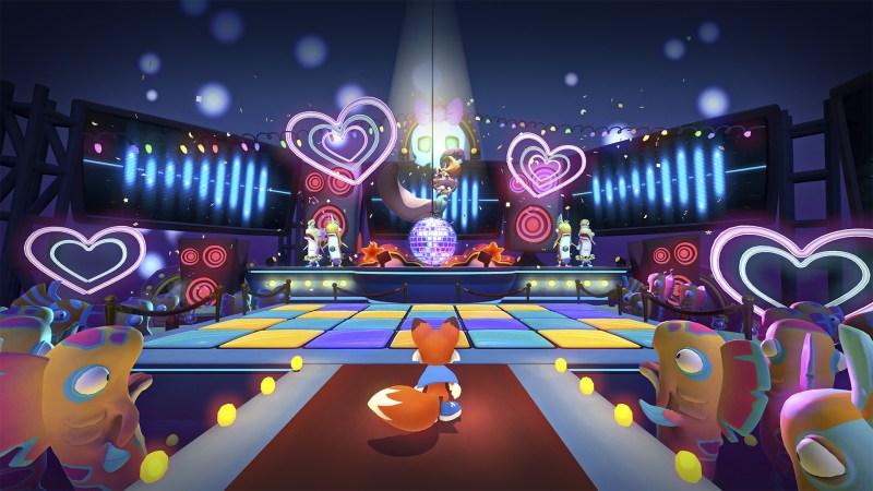 Nueva captura de pantalla de Super Lucky's Tale