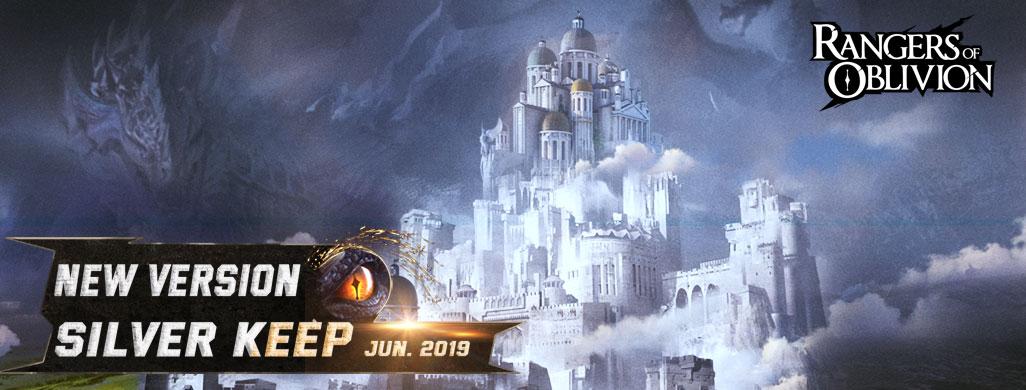 Rangers of Oblivion - Silver Keep logo