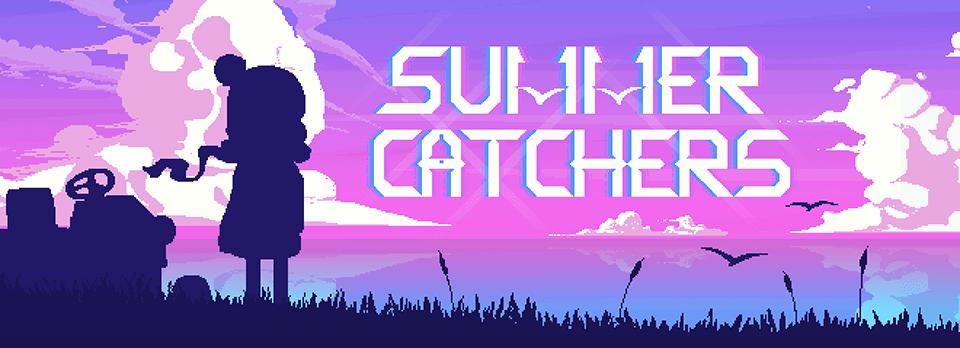 Summer Catchers logo