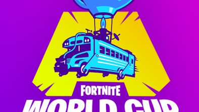 Fortnite World Cup Creative logo