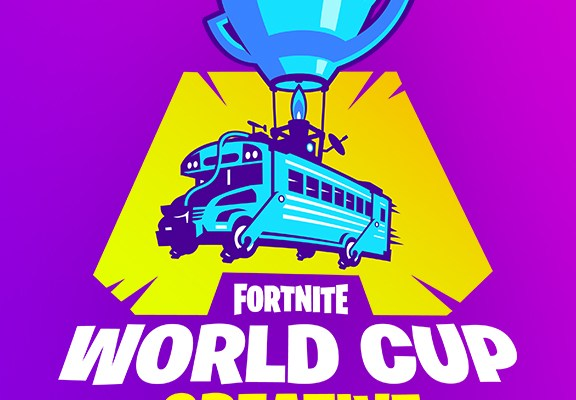 Fortnite World Cup Creative logo