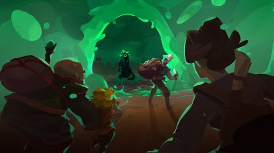 Moonlighter Between Dimensions DLC artwork