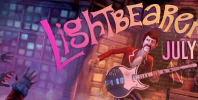 We Happy Few's Rock & Roll DLC Lightbearer logo