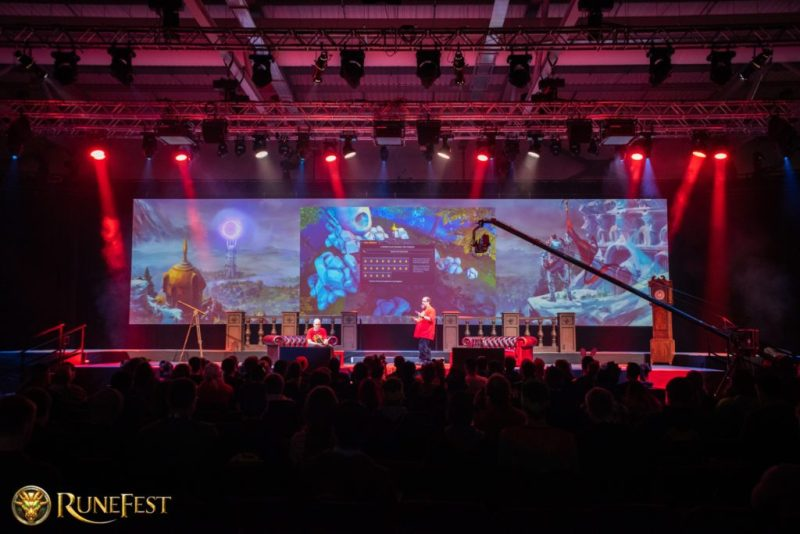 RuneFest 2018 at Farnborough International Exhibition and Conference Centre