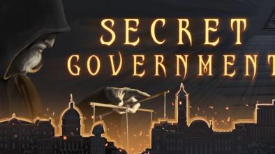 Secret Government logo