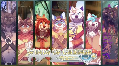 Winds of Change logo