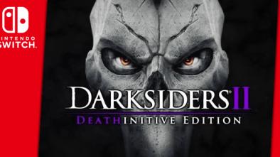 Darksiders II Deathinitive Edition on Nintendo Switch