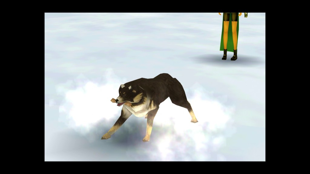 Final Fantasy VIII Remastered International Dog Day Angelo Screenshot 04