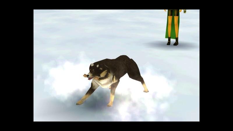 Final Fantasy VIII Remastered International Dog Day Angelo Screenshot 04