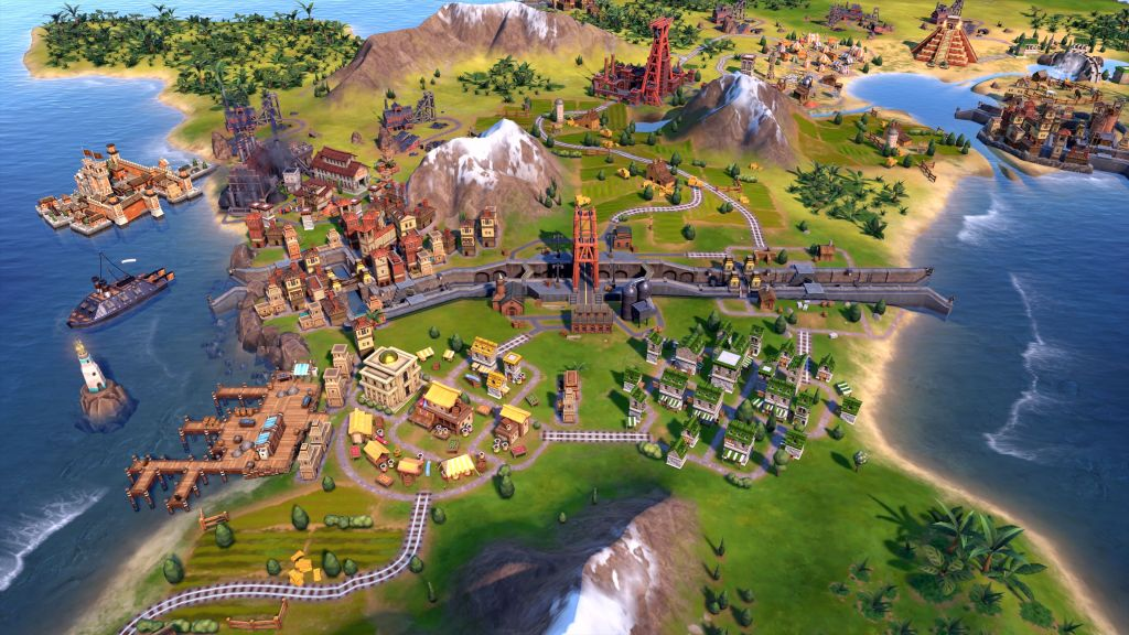 Civilisation VI Expansion Bundle Canals