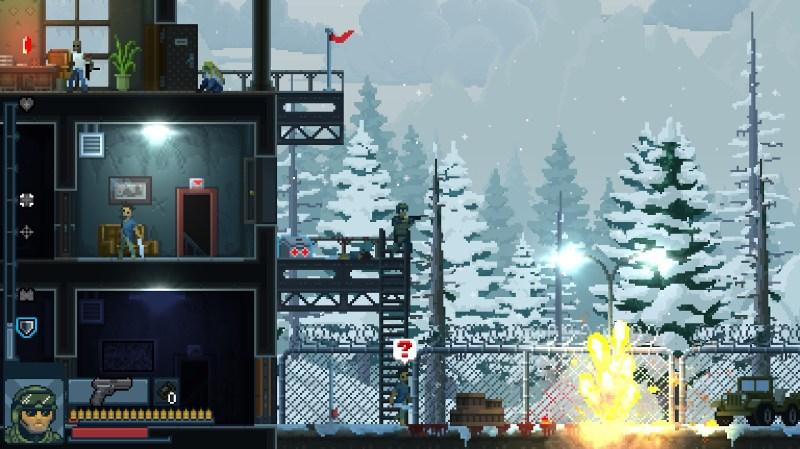 Door Kickers Action Squad gameplay