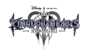 Kingdom Hearts Re Mind logo