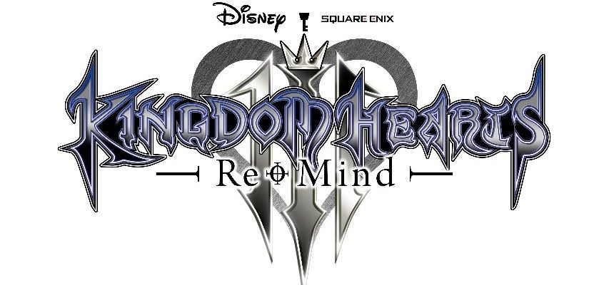 Kingdom Hearts Re Mind logo