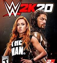 WWE2K20 logo