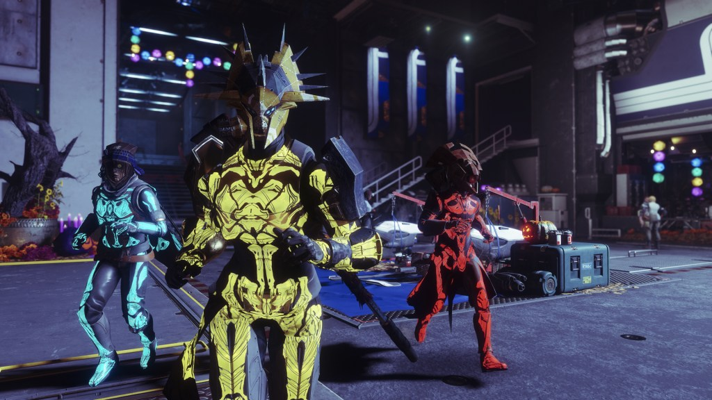 Festival of the Lost Guardian Skins