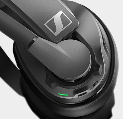 Sennheiser GSP 370 Ear Cup side view