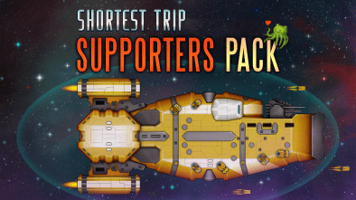 Shortest Trip to Earh Supporters DLC logo