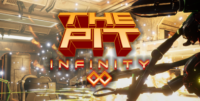 The Pit: Infinity logo