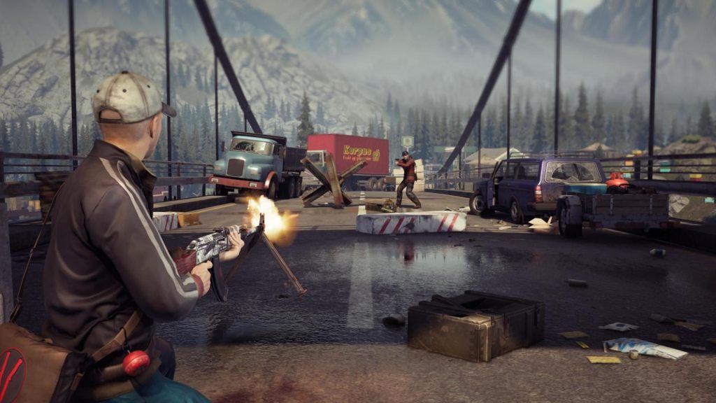 Vigor Gameplay from Update 1.1: Bridges