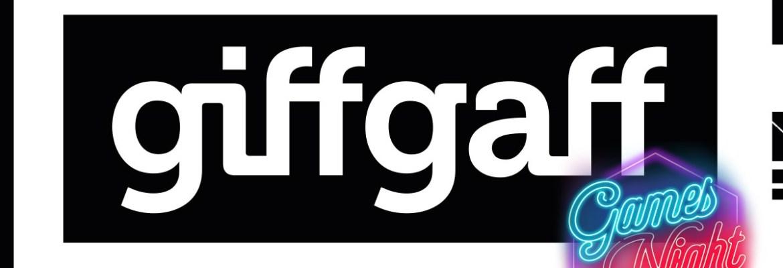 giffgaff games night logo