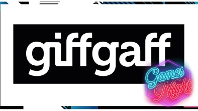 giffgaff games night logo