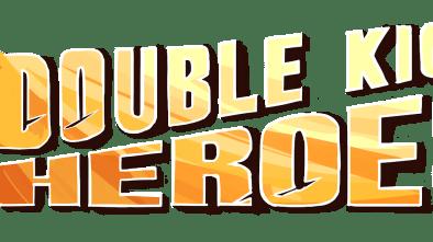 Double Kick Heroes logo
