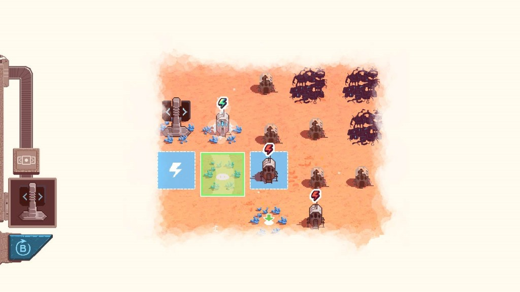 Mars Power Industries Screenshot