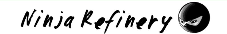 Ninja Refinery logo