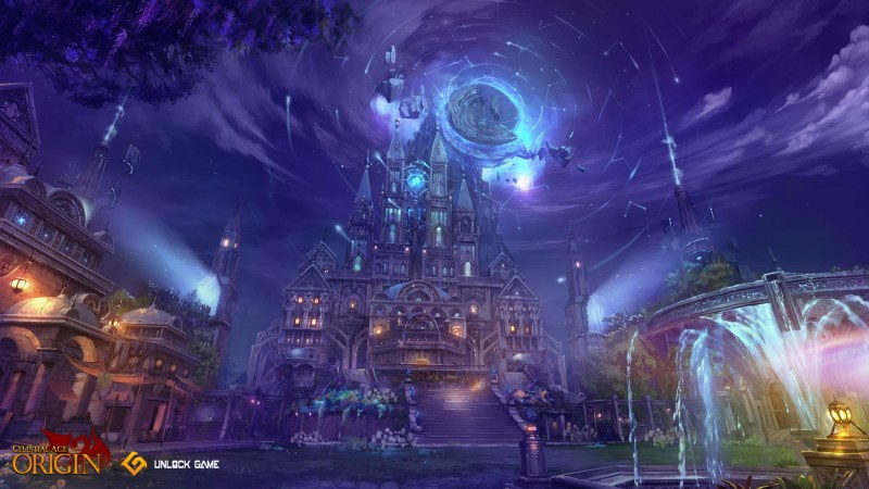 Celestial Age: Origin artwork