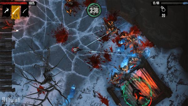 Ritual: Crown of Horns gameplay