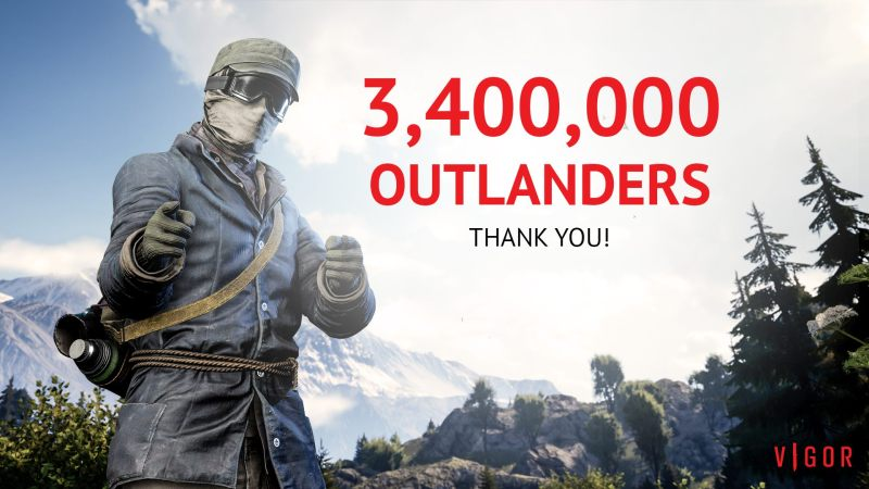 Vigor 3,400,000 Outlanders image