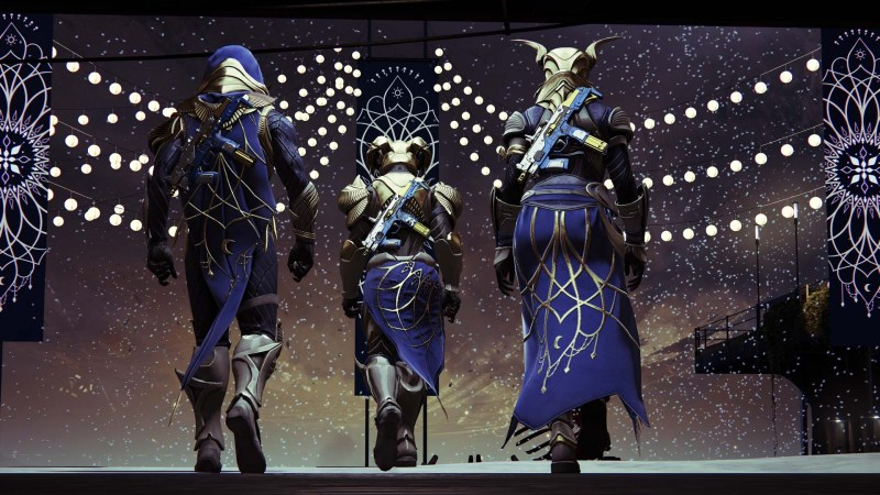 Destiny 2 The Dawning Armour