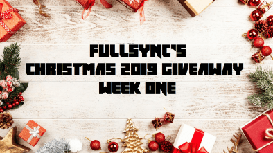 FULLSYNC's Christmas Giveaway Header