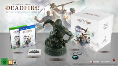 Pillars of Eternity 2: Deadfire Ultimate Collector's Edition