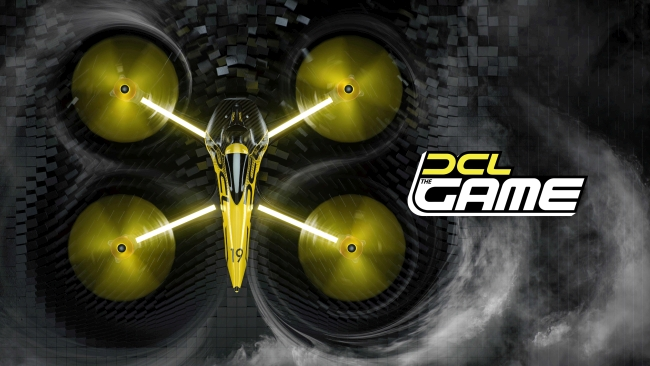 Drone Champions League The Game logo