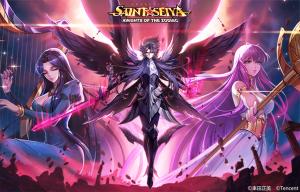 Saint Seiya Awakening: Knights of the Zodiac logo