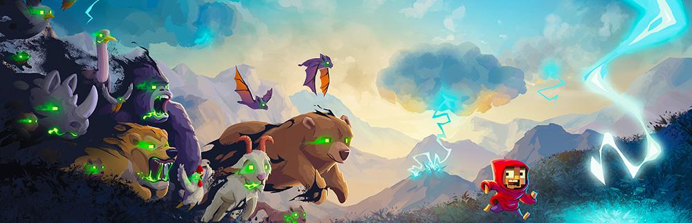Mayhem in Single Valley artwork banner