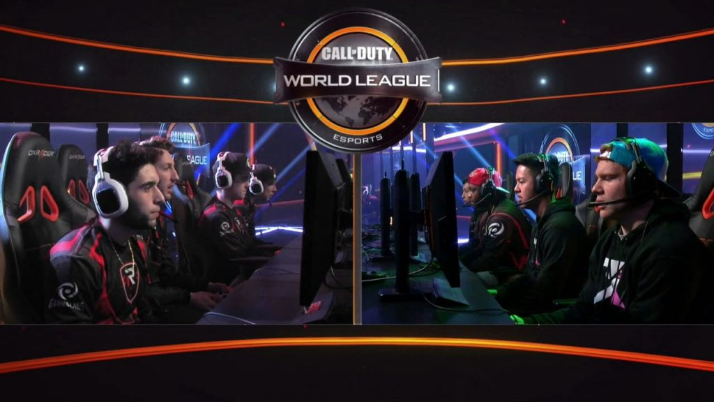 Call of Duty World League Head to head in Australia