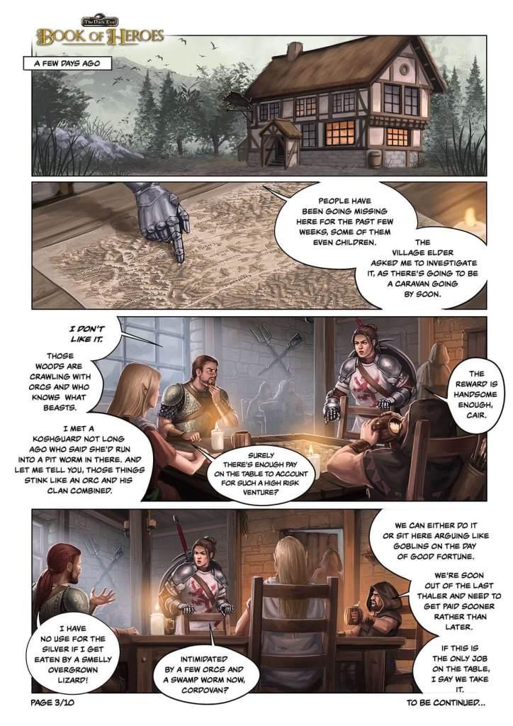 TDE BoH Comic Page 3