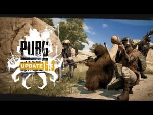 PUBG update